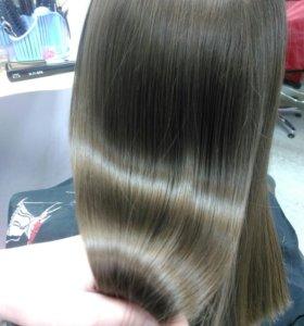 Ботокс для волос/сортировка/полировка