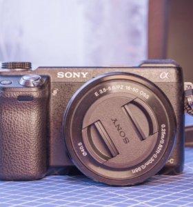 Sony NEX 6 kit с видоискателем LiveView + bonus.