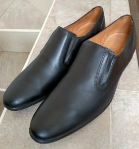 Туфли новые 43р  нат.кожа
