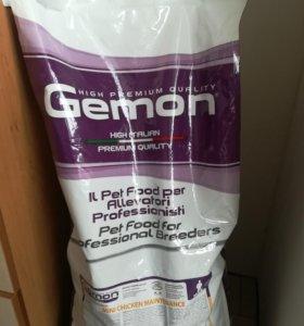 Корм для собак gemon