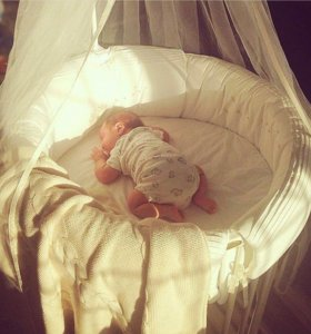Кровать круглая Детская трансформер