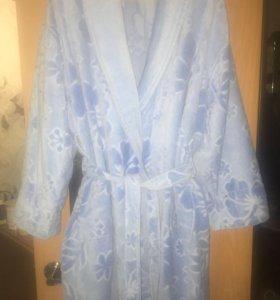 Продам новый махровый халат!