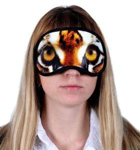 Оригинальные маски для сна (10 видов)