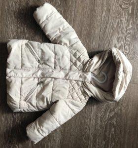 Куртка Zara зара