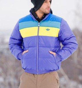 Новая мужская куртка фирмы Адидас (оригинал)
