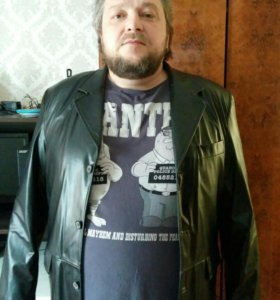 Куртка новая кожзам