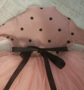 Воздушное платье для принцессы