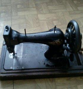 Швейная машинка Zinger 1906г. Шотландия