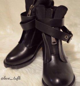 Новые !!!! Ботинки с 36 по 40 размер