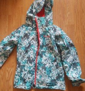 Новая куртка 4в1 рост 140 Colombia