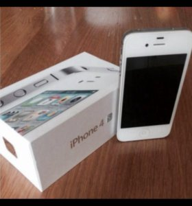 "iPhone 4S ""white"" (8 gb)"
