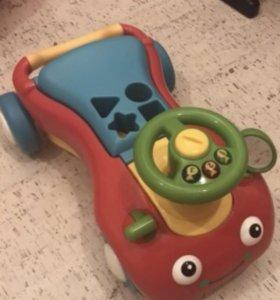 Машинка-ходунки elc