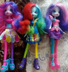 Куклы пони