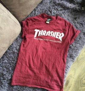 футболка trasher оригинал