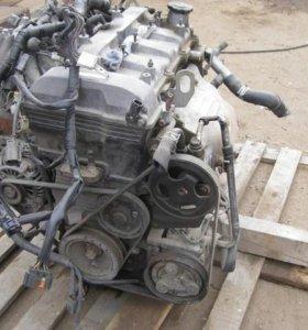 Продам двигатель FS на MAZDA MPV кузов LWEW