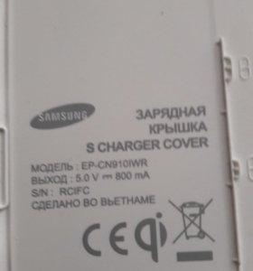 Крышка для самсунг ep-cn910с беспроводной зарядкой