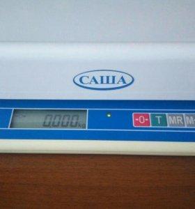 Весы Саша