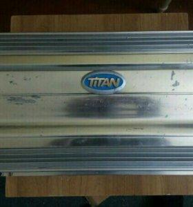 Titan ta-x104,максималка 1000ватт,четырех канальни