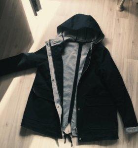 Новая куртка topshop