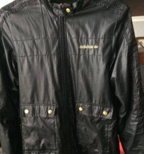 Куртка-ветровка adidas 44-46 оригинал