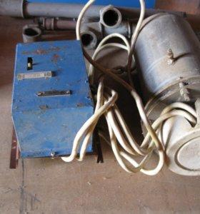 Система водяного отопления на 48 м²