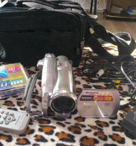 Видеокамера,в отличном состоянии,четкость очень хо
