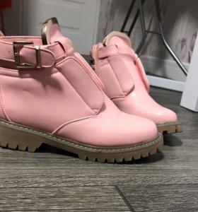 Продам ботиночки Balmain