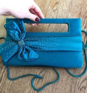Женская сумка/клатч