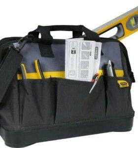 Stanley - сумки для инструмента.