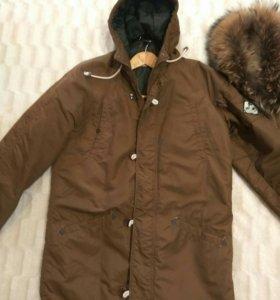 Куртка мужская Vans