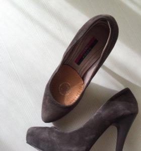 Туфли. Натуральная кожа