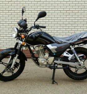 НОВЫЙ мотоцикл Senke SK150-6