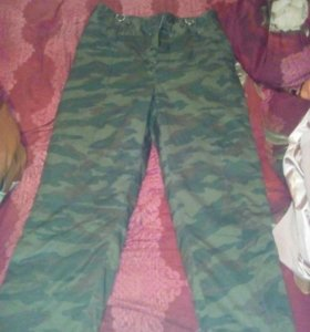 Мужские комуфляжные штаны