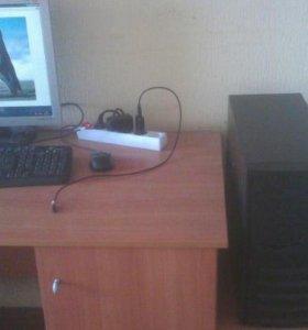 Компьютер (монитор, мышь, клавиатура)