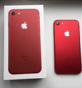iPhone 7 Product Red 128g