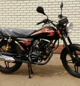 НОВЫЙ мотоцикл Senke SK150-20.