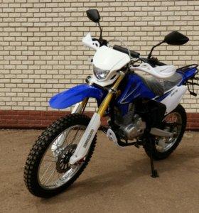 НОВЫЙ мотоцикл SPORT-003.