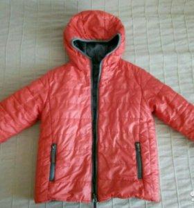Куртка двухсторонняя Losan (Испания)
