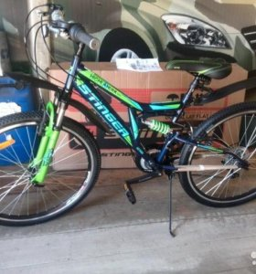 велосипед Stinger Highlander 24. Новый