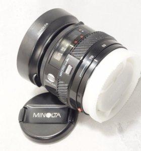 """Sony alpha Minolta 35-70 (""""малыш"""")"""