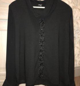 Юбка и блузка 50р для женщины