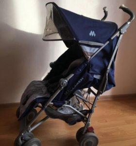 Детская прогулочная коляска трость макларен хлр
