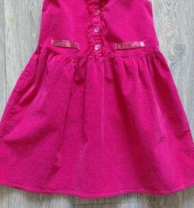Сарафан, платье, юбка, туника (110-116 см)