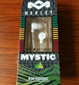 Наушники Marley Mystic In-Ear. Grey.