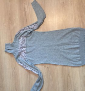 Платье Туника Водолазка
