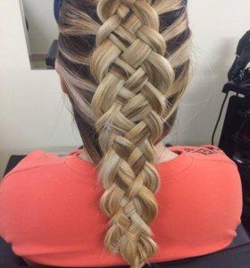 Стрижка коси
