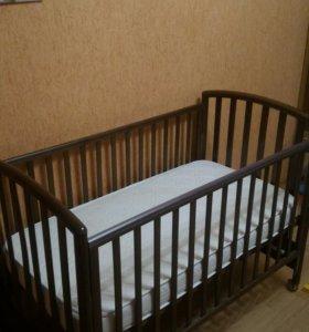 Итальянская кроватка Pali