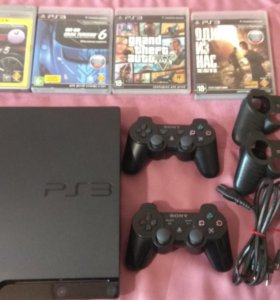 Sony Play Station 3 Slim 320Gb