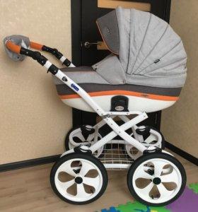 Детская коляска BeBe-mobile серия INES 2 в 1