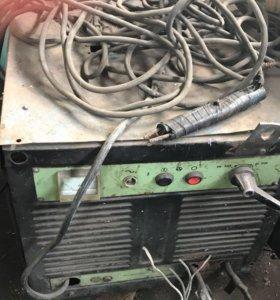 Сварочный генератор 380w